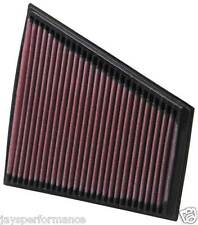 K&N 33-2830 HIGH FLOW PERFORMANCE AIR FILTER ELEMENT FABIA 1.4/1.9 TDi 99-11