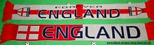 "England Schal ""FOREVER""  WM 2018 God Save the Queen Three Lions GB Scarf Echarpe"