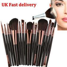 18pcs Kabuki Professional Make up Brush Brushes Kit Makeup Foundation Blusher