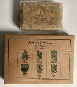 Pre De Provence French Guest Soap Gift Box Set & 200 g Pure Vegetable Soap