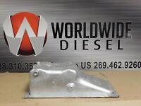 Detroit 6V92 / 6V71 Oil Pan, P/N: X692PAN. Good Used Part