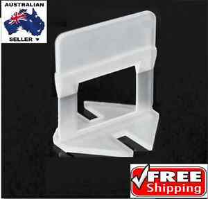 Tile leveling System PROFESSIONAL 800 Clips 2mm Joint  Only, Levelling Spacer
