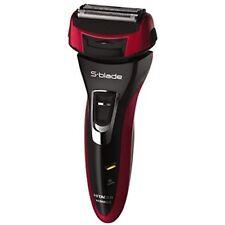 Hitachi Mens Shaver Metallic Red RM - LF 463 R Import Japan