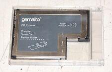Genuine Lenovo ThinkPad Gemalto ExpressCard Smart Card Reader 54mm 41N3045