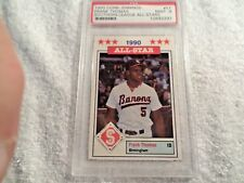 PSA 9 MINT 1990 Donn Jennings - Frank Thomas Southern League All-Stars #11