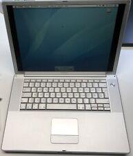 Apple PowerBook G4 38,6 cm (15,2 Zoll) Laptop - M8362D/A (2001) (Notebook)