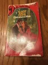Rare Elaine Raco Chase • Calculated Risk 1983 First Copyrights Ships N 24h