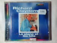 RICHARD CLAYDERMAN Le piano et les hits cd BEATLES SIMON & GARFUNKEL FRANCIS LAI
