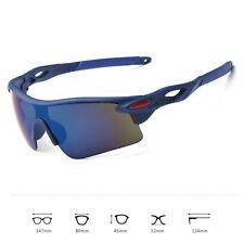 Sport Sonnenbrille Radfahrerbrille Sportbrille Rennrad Triathlon Brille X2 Black