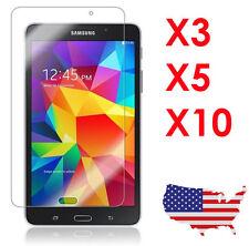 3X 5X 10X ULTRA Clear LCD Screen Protector Film for Galaxy Tab, LG, Kindle Fire