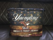 Yuengling Beer Commemorative Usa Insulated Cooler Bag Carrier/Zipper~New~