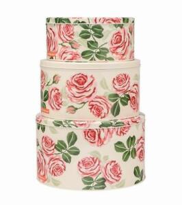 Emma Bridgewater Roses Round Cake Tins set of 3