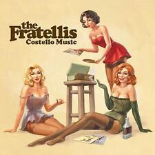 The Fratellis Costello Music Vinyl LP New 2018