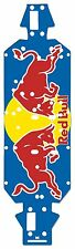 LOSI 5IVE T 4WD TRUCK CHASSIS PROTECTOR WRAP GRAPHIC RED BULL SINGLE LOSB2540