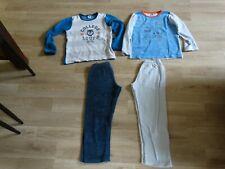 2 pyjama garçon petit bateau 8 ans en TBE