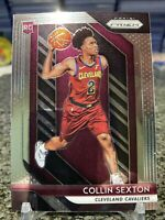 2018-19 Prizm #170 Collin Sexton Rookie Card RC Base Cleveland Cavaliers HOT!!!
