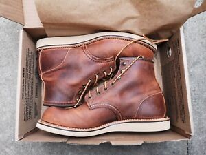 Red Wing Rover 2950 6inch Round Toe