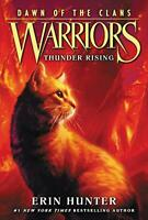 Warriors: Dawn of the Clans #2: Thunder Rising by Hunter, Erin, NEW Book, FREE &