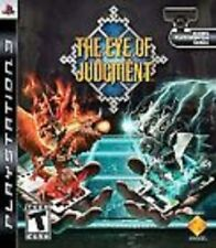Eye of Judgment GAME (Sony Playstation 3) PS PS3
