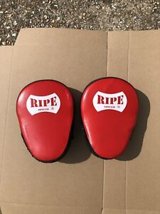 Boxing Focus Pads Hand Pads.