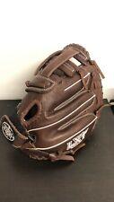 """New Louisville Slugger LXT First Base Gloves LeftHand Throw 13"""" Dark Brown/White"""