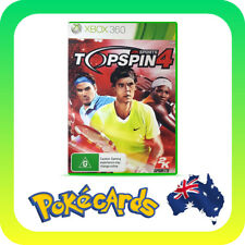 Top Spin 4 (Xbox 360, XB360) - FREE POSTAGE!