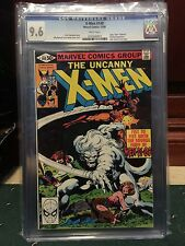 X-MEN #140 CGC 9.6 NM+ ~ WENDIGO VS WOLVERINE COVER ~ WHITE PAGES