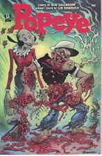 Popeye Classic 65 1:10 Len Danovich Zombie Variant NM IDW Walking Dead Marvel 30