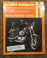Harley-Davidson Sportster Owners Workshop Manual Haynes 1985