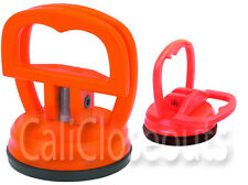 Heavy Duty Suction Cup SET, Large + Small, Dent Remover Puller Car Rubber Pad