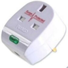 1 x Anti Spike / Surge Protection UK Plug Top - 13 Amp wireable extension plugs