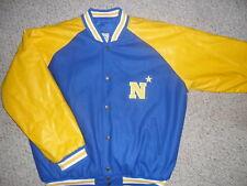 NAVY MIDSHIPMAN COAT Varsity Letterman Jacket 2XL XXL
