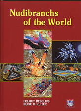 NUDIBRANCHS OF THE WORLD, by Helmut Debelius