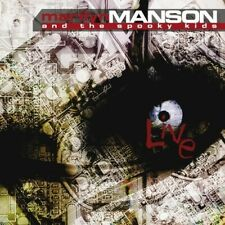 MARILYN MANSON & THE SPOOKY KIDS - Live  CD
