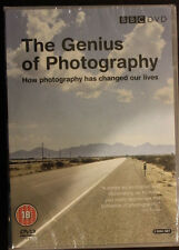 THE GENIUS OF PHOTOGRAPHY OOP RARE DELETED DVD REGION 2 PAL BBC TV DOCUMENTARY