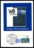 BUND MK 2007 WISSENSCHAFTSRAT PRIVATE !! MAXIMUMKARTE MAXIMUM CARD MC CM ce61