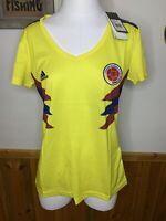 Adidas Columbia Home Jersey Women's Sz X-Large (XL) NWT
