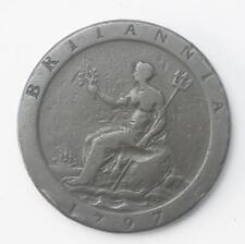 1797 George III Cartwheel 1d peniques Lote B10