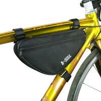 Cycling Bike Bag Mountain MTB Road Bicycle Tube Case Phone Holder Storage Frame