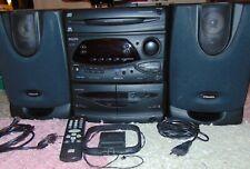 Musikanlage Philips FW362 inkl. Lautsprecher, CD-/Kassettenlaufwerk Autoreverse