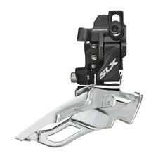 DERAGLIATORE Shimano SLX  FD-M671-D  Direct-Fit Mount  10-Speed Triple