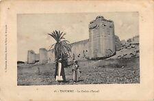 BF8486 taourirt la casbah d ismail types morocco    Morocco
