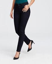 Ann Taylor - Size 4 Damsel Blue Dark Wash CURVY Skinny Jeans 89.00 (84)