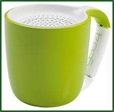 Gear4 Espresso tragbarer drahtloser Bluetooth Lautsprecher - grün
