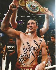 Boxing Signed Photos Certified Original Sports Autographs