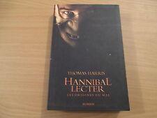 hannibal lecter les origines du mal - thomas harris
