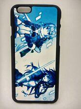 USA Seller Apple iphone 6 & 6S Anime Phone case Sword Art Online sinon & kirito