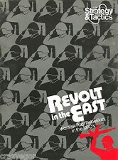 Strategy & Tactics S&T #56 Revolt in the East - Warsaw pact in 70's play copy