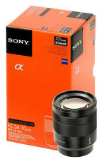 Sony Vario-Tessar T* FE 24-70mm F4 OSS Full Frame Zoom Zeiss Lens SEL2470Z - NEW