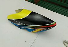 Vintage XL Fury 55 RC Helicopter Fibreglass Canopy